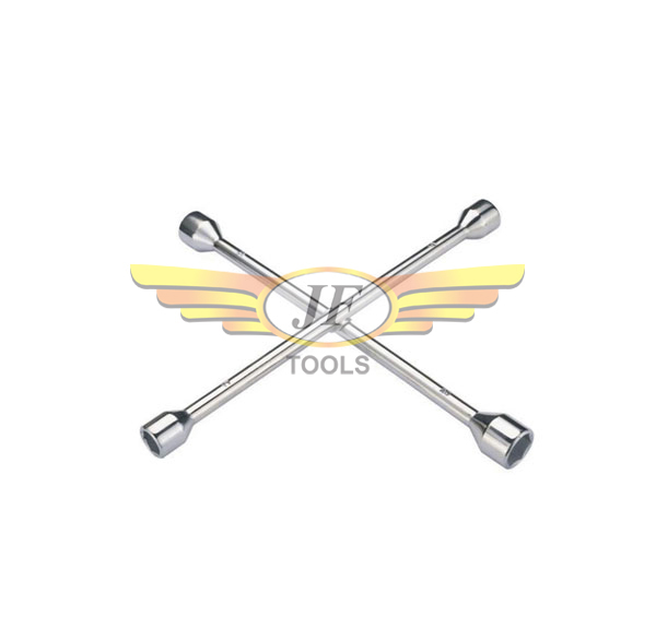 Four Way wheel spanners