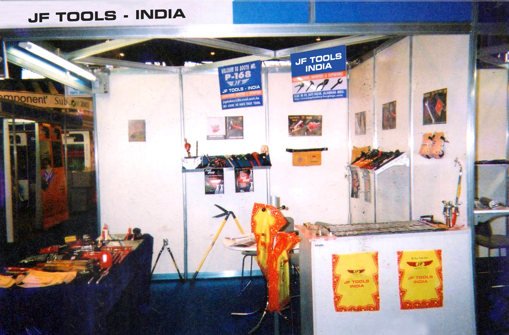 JF Tools India